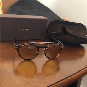 Tom Ford Havana Sunglasses